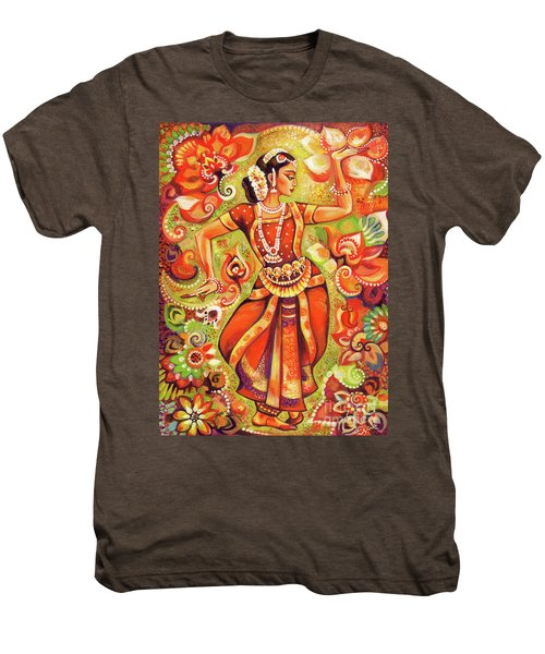 Ganges Flower Men's Premium T-Shirt