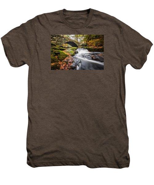 Gleason Falls Men's Premium T-Shirt