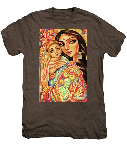 Goddess Blessing Men's Premium T-Shirt