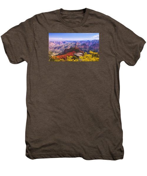 Grand Arizona Men's Premium T-Shirt by Chad Dutson