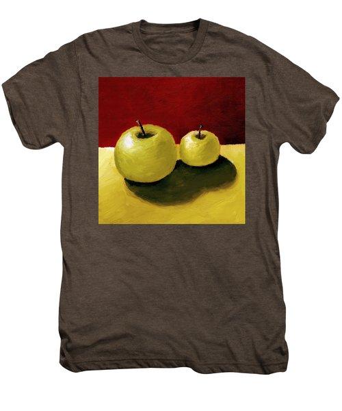Granny Smith Apples Men's Premium T-Shirt