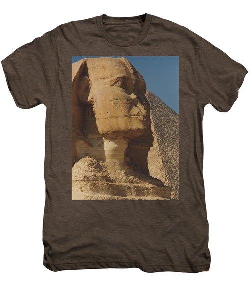 Great Sphinx Of Giza Men's Premium T-Shirt