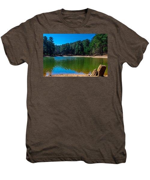 Green Cove Men's Premium T-Shirt