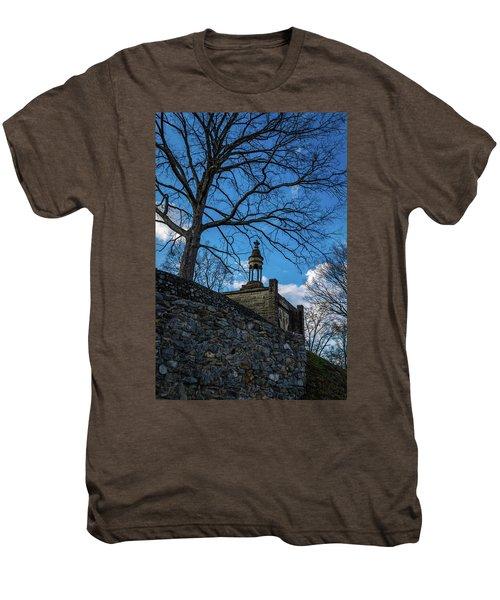 Guarded Summit Memorial Men's Premium T-Shirt