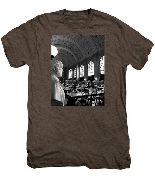 Guarding The Knowledge Men's Premium T-Shirt
