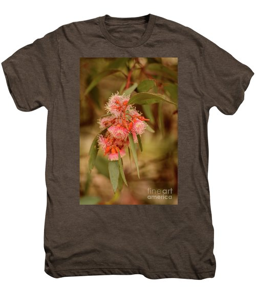 Men's Premium T-Shirt featuring the photograph Gum Nuts 2 by Werner Padarin