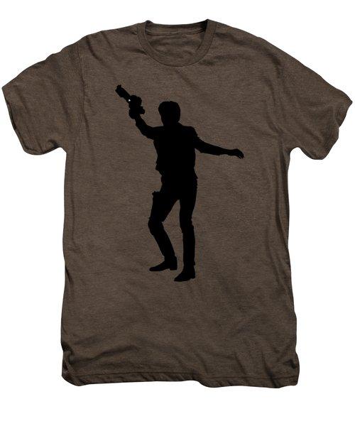 Han Solo Star Wars Tee Men's Premium T-Shirt