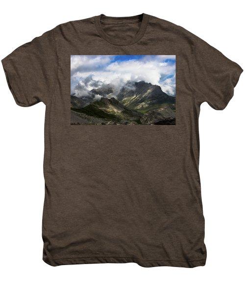Head In The Clouds Men's Premium T-Shirt