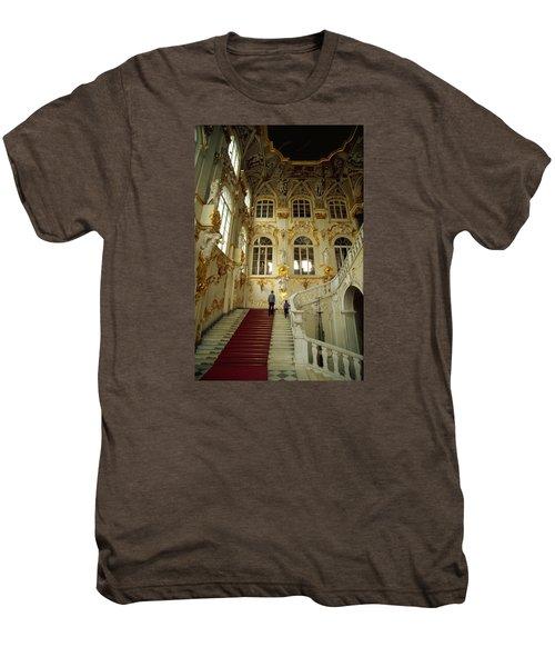 Hermitage Staircase Men's Premium T-Shirt