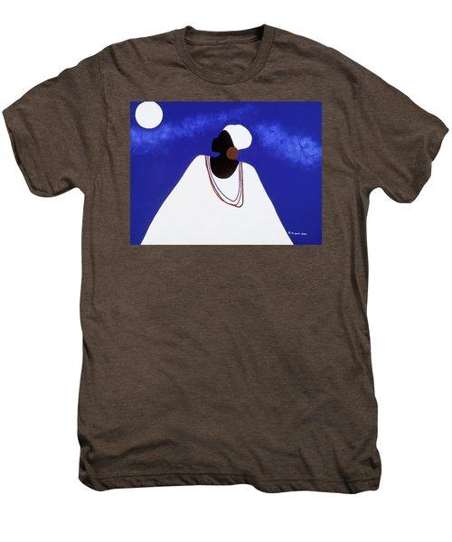 High Priestess I Men's Premium T-Shirt