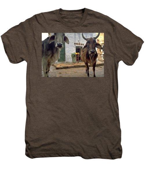 Holy Cow Men's Premium T-Shirt