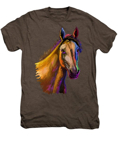Horse Head Men's Premium T-Shirt