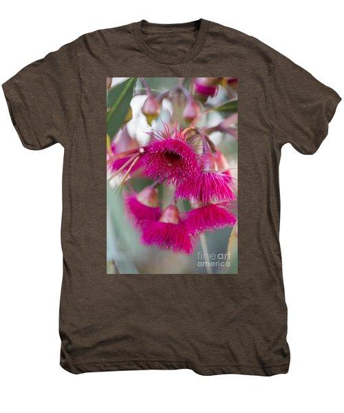 Hot Pink Men's Premium T-Shirt