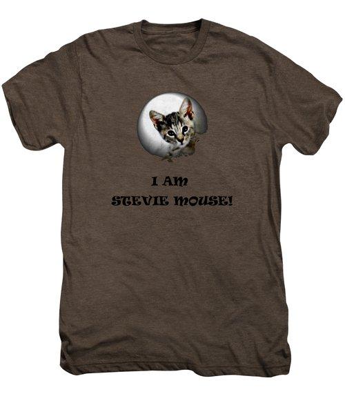 I Am Stevie Mouse Men's Premium T-Shirt