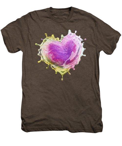 I Love You More Men's Premium T-Shirt