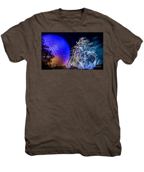 Illuminations Reflections Of Earth Men's Premium T-Shirt