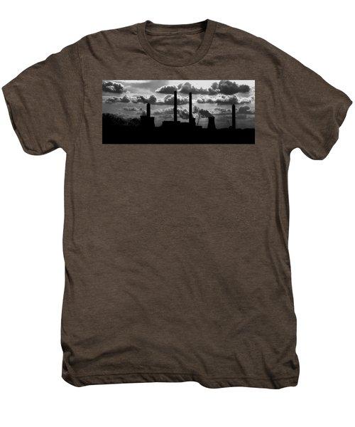 Industrial Night Men's Premium T-Shirt