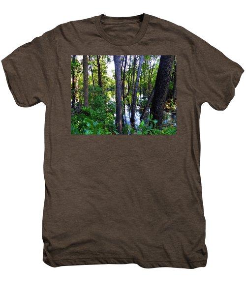 Interior Lake Chale Island Men's Premium T-Shirt