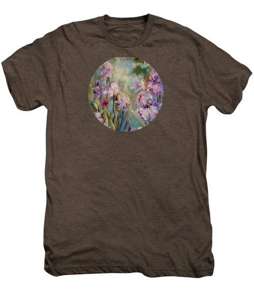 Iris Garden Men's Premium T-Shirt