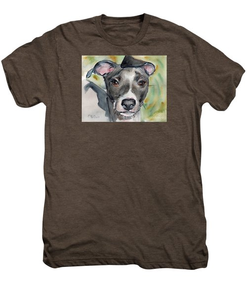 Italian Greyhound Watercolor Men's Premium T-Shirt