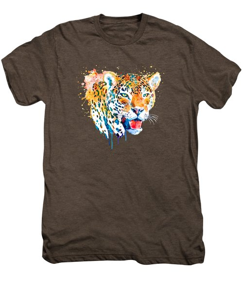 Jaguar Head Men's Premium T-Shirt