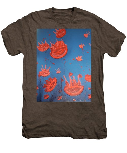 Jelly Fish Men's Premium T-Shirt