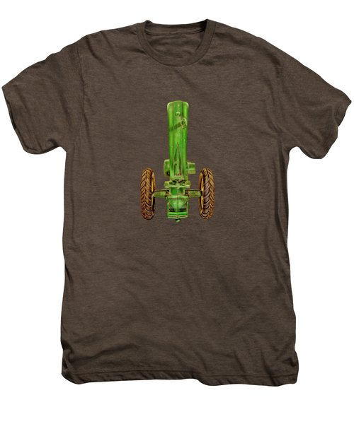 John Deere Top On Black Men's Premium T-Shirt