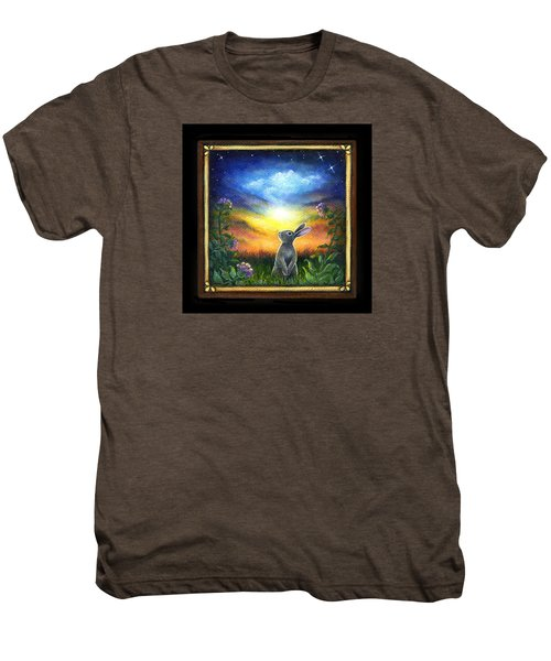 Joy Comes In The Morning Men's Premium T-Shirt