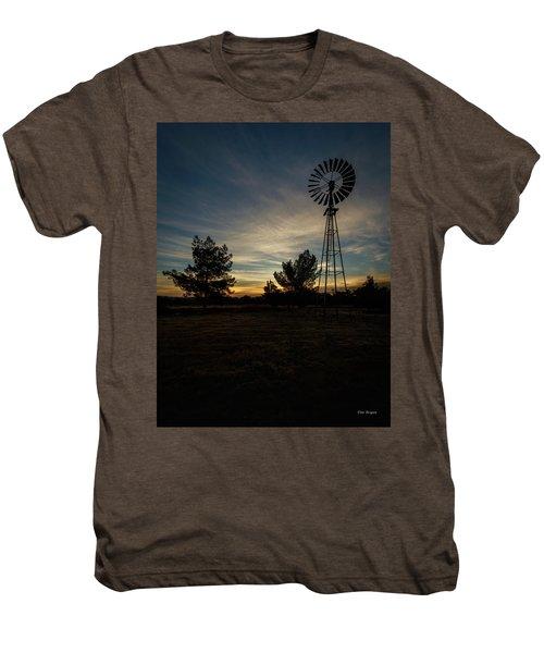 Just Before Sunrise Men's Premium T-Shirt