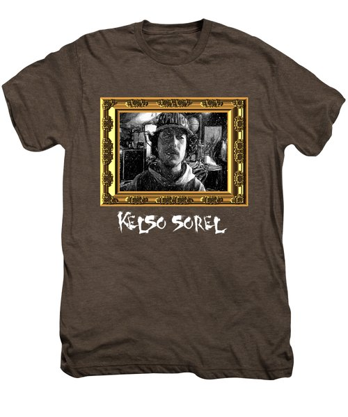 Kelso Sorel Men's Premium T-Shirt