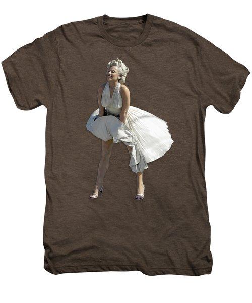 Key West Marilyn - Special Edition Men's Premium T-Shirt