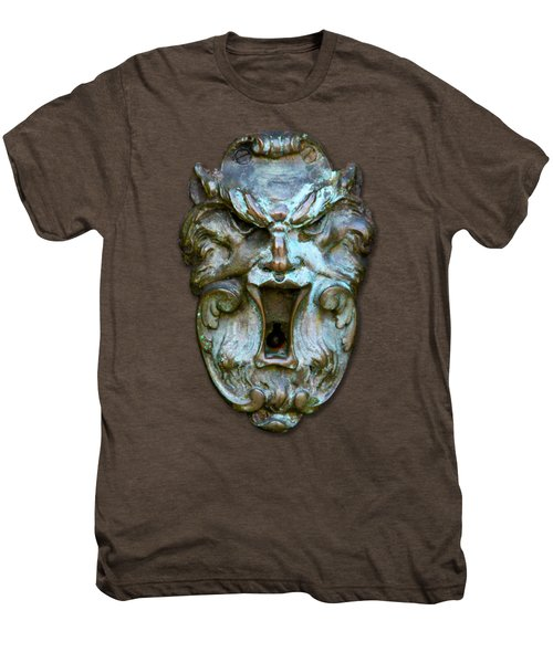 Keyhole To My Heart Men's Premium T-Shirt