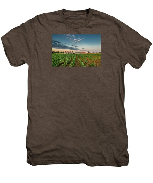 Knee High Sweet Corn Men's Premium T-Shirt