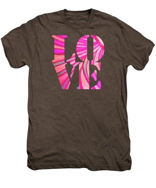 L O V E  Men's Premium T-Shirt