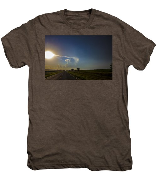 Last Nebraska Supercell Of The Summer 009 Men's Premium T-Shirt