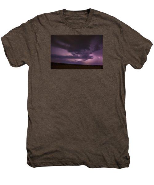 Late July Storm Chasing 028 Men's Premium T-Shirt