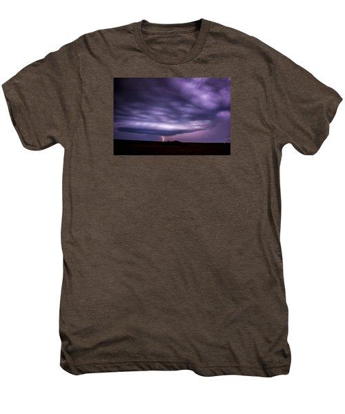 Late July Storm Chasing 033 Men's Premium T-Shirt