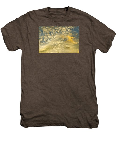 Layers Of Sky Men's Premium T-Shirt