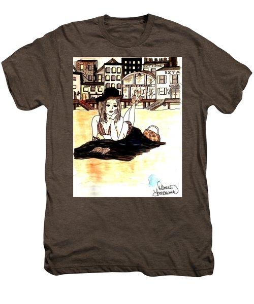 Lazy Daze Men's Premium T-Shirt