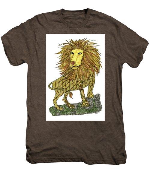 Leo Men's Premium T-Shirt