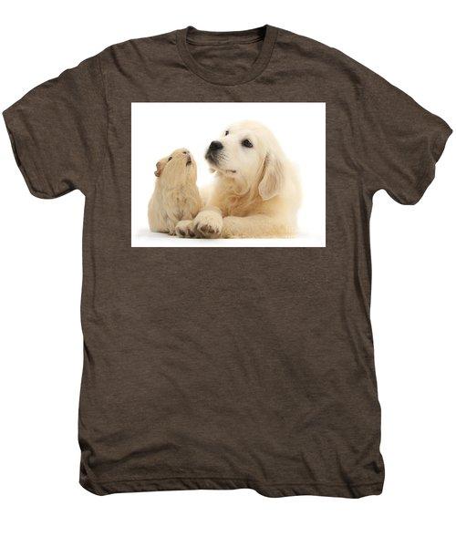 Listen When I'm Tellin Ya Men's Premium T-Shirt