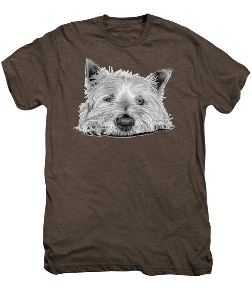 Little Dog Men's Premium T-Shirt