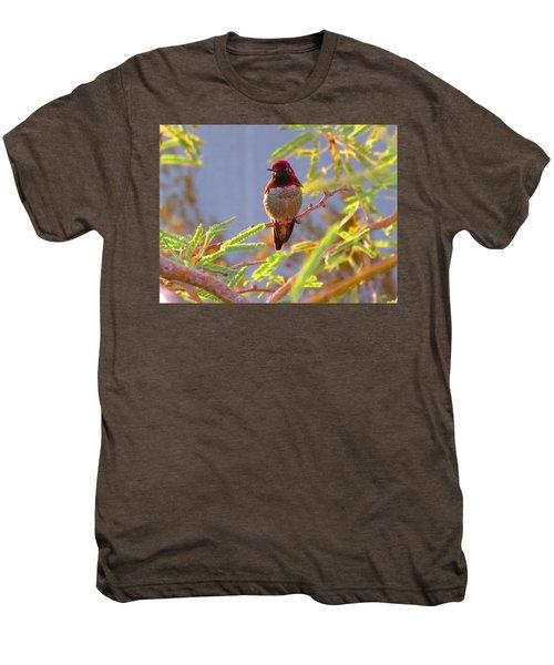 Little Jewel With Wings Third Version Men's Premium T-Shirt