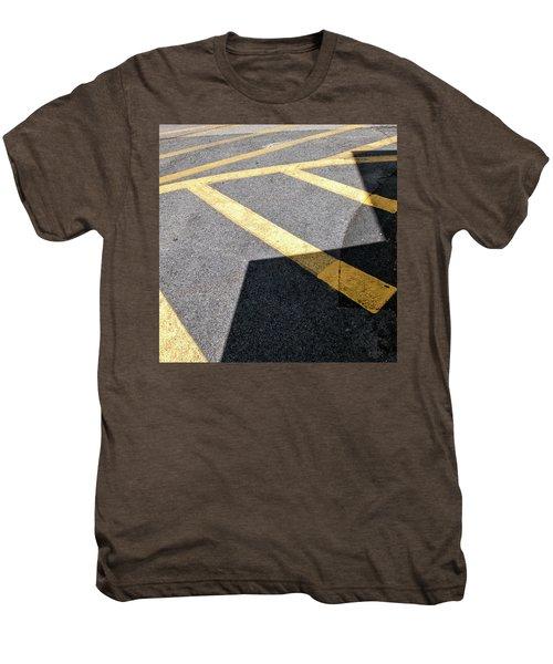 Lot Lines Men's Premium T-Shirt