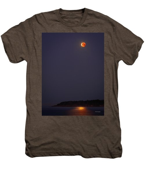 Lunar Eclipse - January 2018 Men's Premium T-Shirt