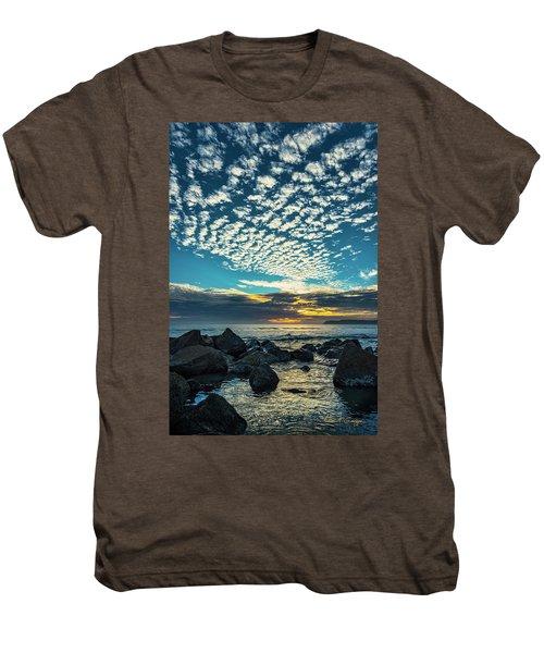 Mackerel Sky Men's Premium T-Shirt