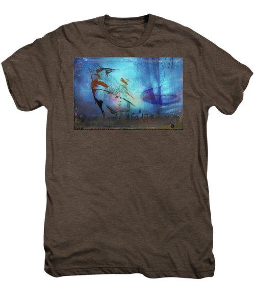Man Is Art Men's Premium T-Shirt