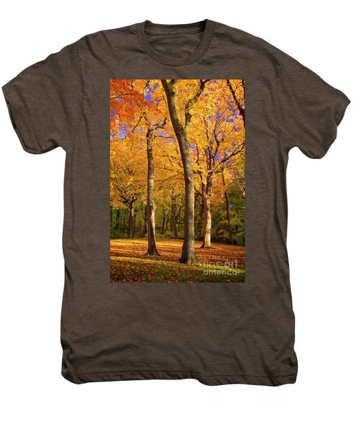 Maple Treo Men's Premium T-Shirt