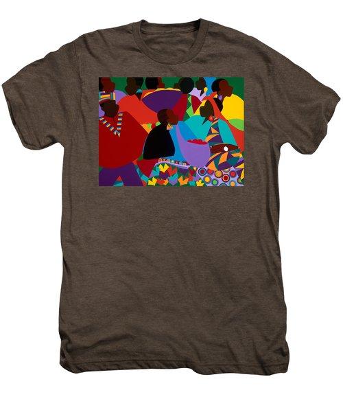 Masekelas Marketplace Congo Men's Premium T-Shirt