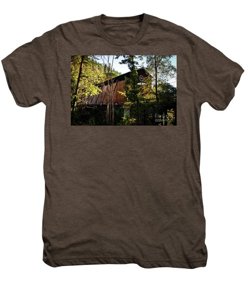 Mckee Bridge Men's Premium T-Shirt